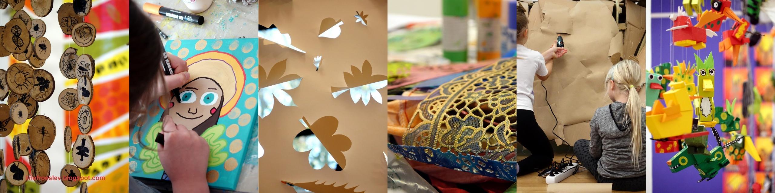 Kunstprojekter med børn